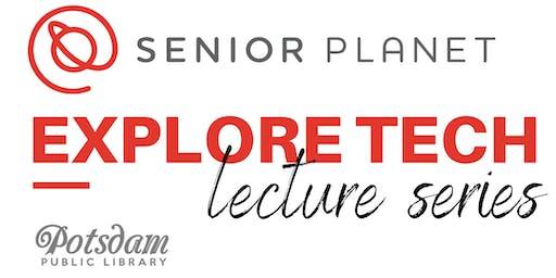 Mobile Health Apps/Senior Planet Tech Talk