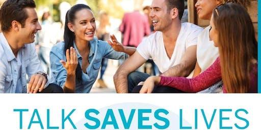 Talk Saves Lives Presentation
