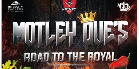 Motley Que's Road to the Royal tickets