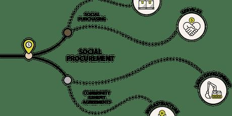 Social Procurement  201 tickets
