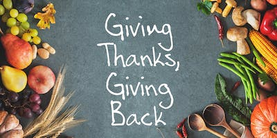Giving Thanks, Giving Back | Chicago