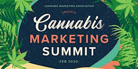 Cannabis Marketing Summit presented by Cannabis Marketing Association tickets