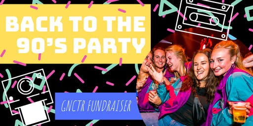 90's Party at the Corral presented by UBCSUO GNCTR Concrete Tobogganing