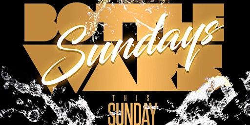 Bottle Wars Sundays at Medusa Lounge this Sunday