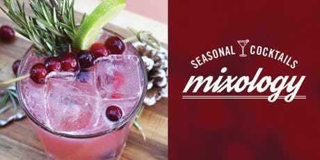 Holiday Mixology Class at Red Bar tickets