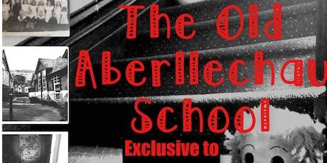 The Old Aberllechau School Ghost Hunt tickets