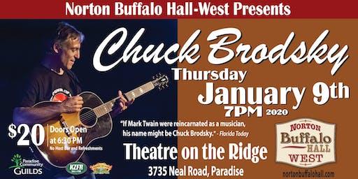 Chuck Brodsky @ Theatre on the Ridge