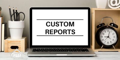 Paragon Create Custom Reports - Central