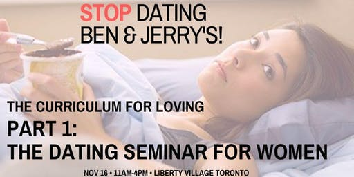 Empowering You To Find Love: The Dating Seminar for Women