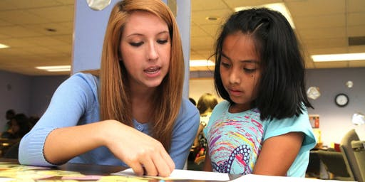 Learn about Volunteer Tutoring Opportunities