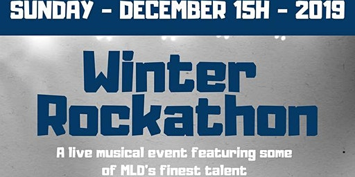 MLD Winter Rockathon at Your Mom's House