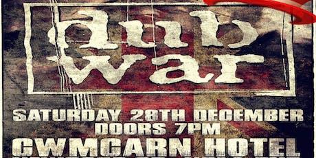 DUB WAR XMAS LIVE tickets