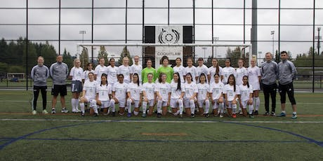 Douglas College Women's Soccer - ID Camp tickets