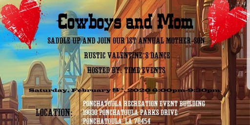 Cowboys and Mom Dance
