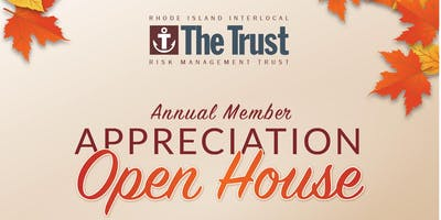 Member Appreciation Open House