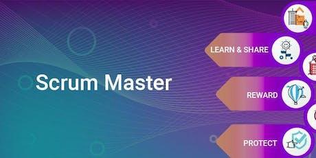 Formation Agile Scrum Master pour débutant (en Français) billets