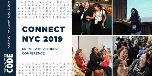 WWCode CONNECT NYC 2019