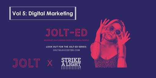 "JOLT-ED Download Series Vol 5: ""Digital Marketing"""