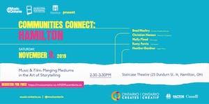 Communities Connect: Music+Film; Merging Mediums in...