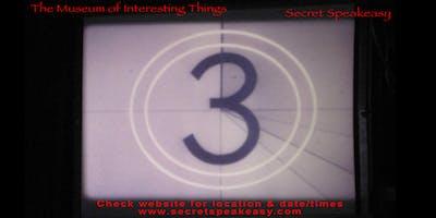 Pre-Thanksgiving Secret Speakeasy Sun Nov 24th 6pm