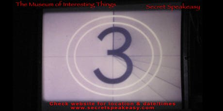 Eureka! The History of Invention Secret Speakeasy Sun Nov 24th 6pm tickets