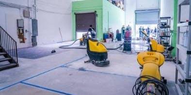 Concrete Polishing and Decorative Staining Training Course