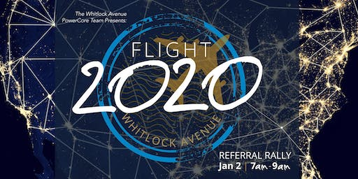 2020 Referral Rally