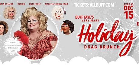 "Buff Faye's Drag Brunch: ""Charlotte's #1 Drag Brunch since 2009"" tickets"