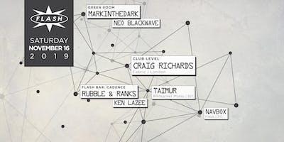 Craig Richards - Taimur - Navbox