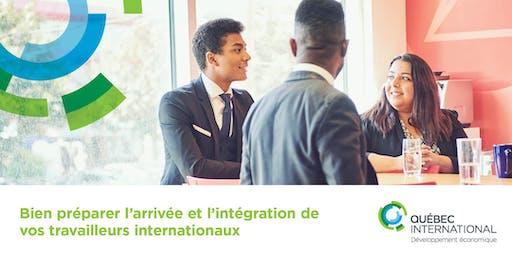 Bien préparer l'arrivée et l'installation de vos travailleurs internationaux