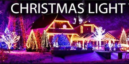 Algoma Autism Foundation Christmas Light Bus Tour