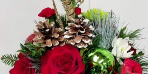 Holiday Floral CLass