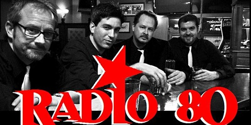 RADIO 80 NEW YEARS EVE PARTY, LIVE AT TIPSY COW BAR LEXINGTON
