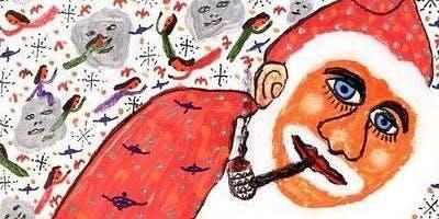 Bluegrass Christmas Party & Artist Market OPEN LATE TILL 8!