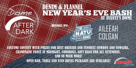 Dome After Dark - New Year's Eve Bash tickets