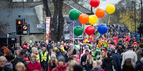 Volunteer as a Steward (2-hour shifts): Mill Rd Winter Fair tickets