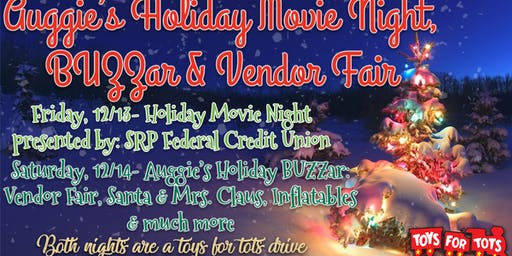 Auggie's Holiday Weekend Movie Night