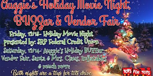 Auggie's Holiday Weekend Movie Night