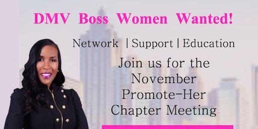 PROMOTE-HER November Meeting