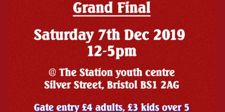 Young Bristol's Got Talent Grand Final 2019  tickets