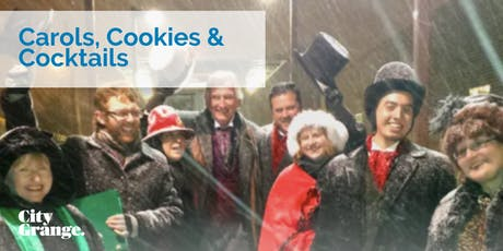 Carols, Cookies & Cocktails tickets