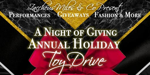 The Gala: A Night of Giving