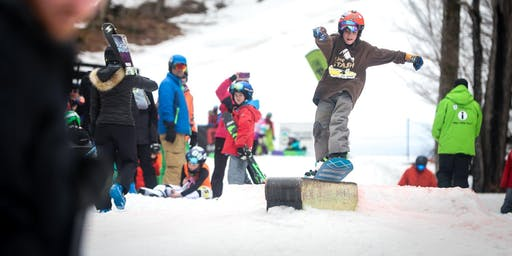 Volunteers - Loaded Turkey Rail Jam