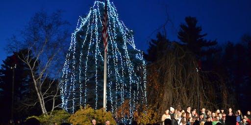 Tree Lighting Ceremony & Candlelight Vigil