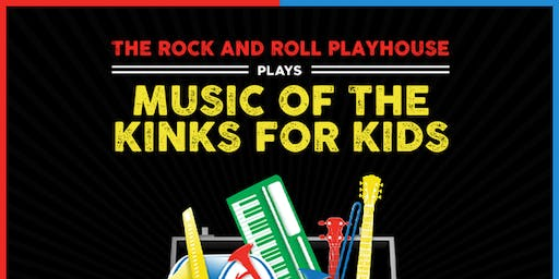 Music of The Kinks for Kids @ Mohawk (Indoor)