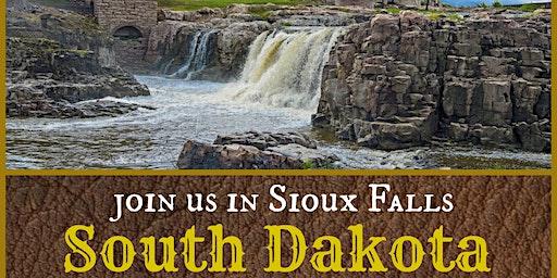Men's Bold Venture Retreat   Sioux Falls, South Dakota  October 8-10, 2020