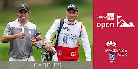 2020 Canada Life Open Caddie Registration tickets