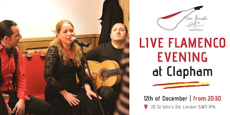 Live Flamenco Evening | Clapham Junction tickets