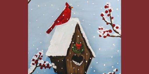 November Paint with Christina Hull