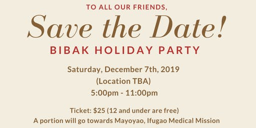 2019 BIBAK MidSouth Holiday Party